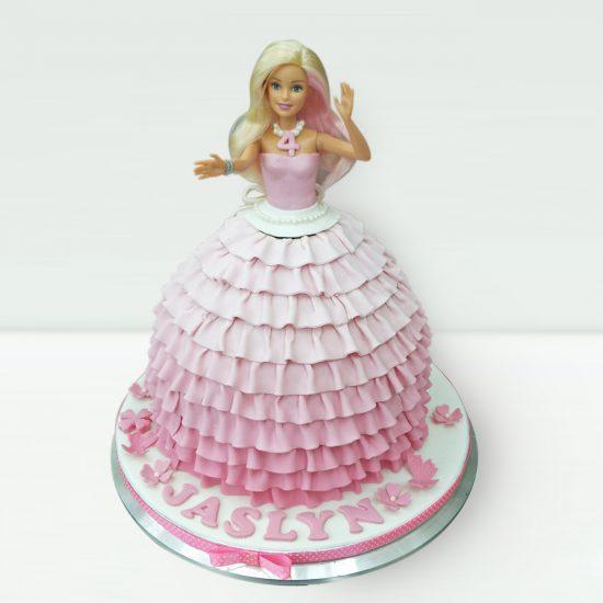 baker's luv - barbie doll